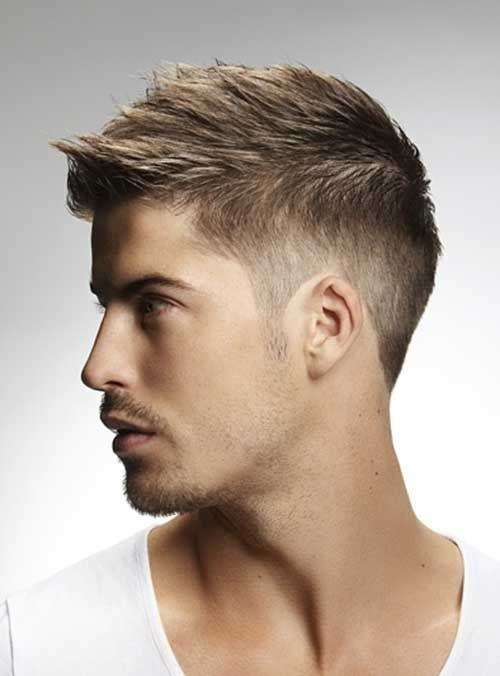 peinados-hombre-2016-cabello-corto-con-flequillo-subido