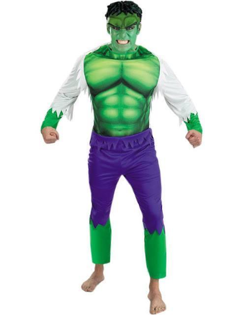 Disfraces originales de Halloween hombre 2020 Increíble Hulk