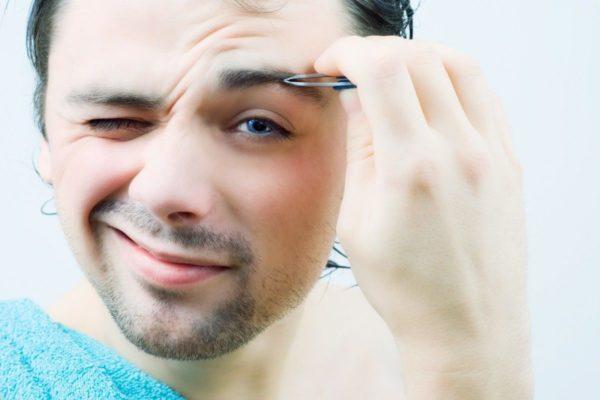 Antes de depilar