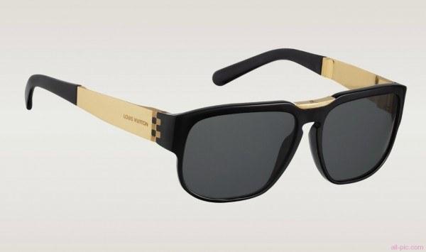 tendencias-gafas-sol-hombre-primavera-verano-2014-gafas-de-lujo-montada-dorada