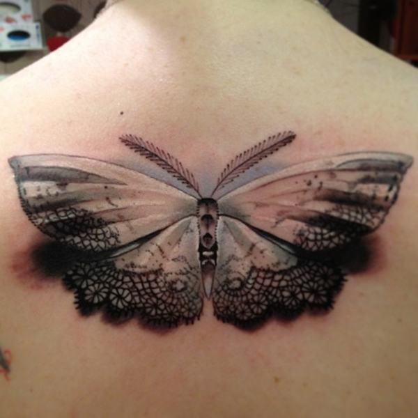 las-fotos-de-tatuajes-en-3d-mariposa-espalda