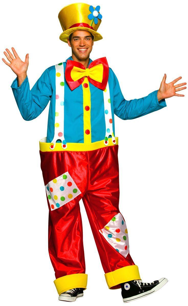 cuales-son-los-disfraces-que-nunca-fallan-en-carnaval-2015-payaso