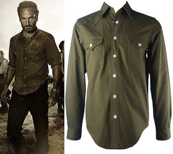 Disfraces originales de Halloween hombre 2020 Rick Grimes TWD