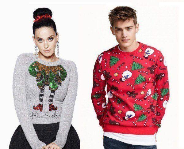 que-puedes-regalar-a-tu-pareja-estas-navidades-jerseys-navideños-h&m