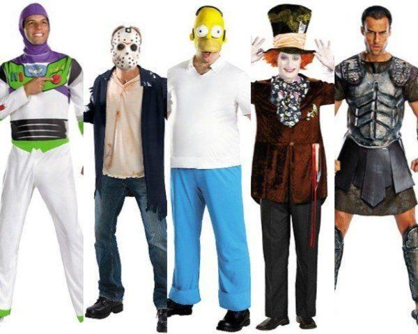 Disfraces originales de Halloween hombre 2020 pandilla