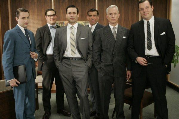 Disfraces originales de Halloween hombre 2020 Mad Men