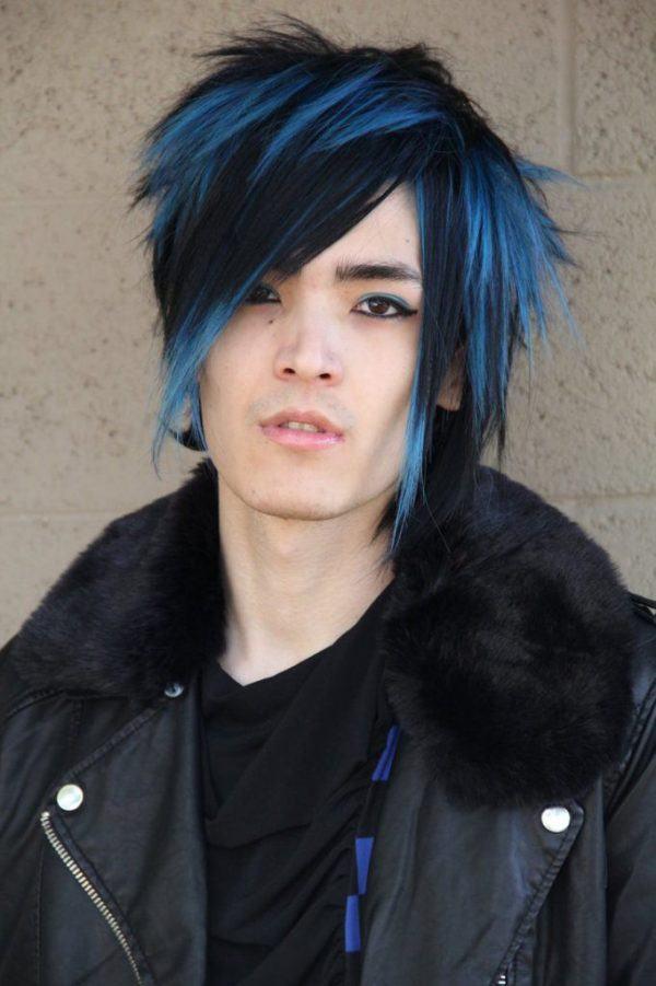 cortes-de-pelo-y-peinados-emo-50-fotos-cabello-color-azul