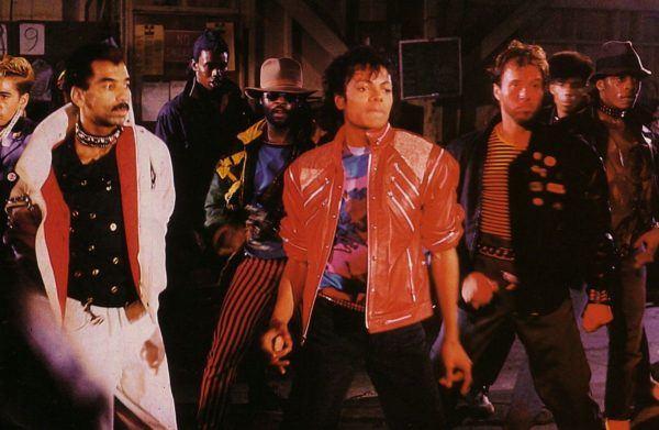 Disfraz Michael Jackson Carnaval 2021 Beat It