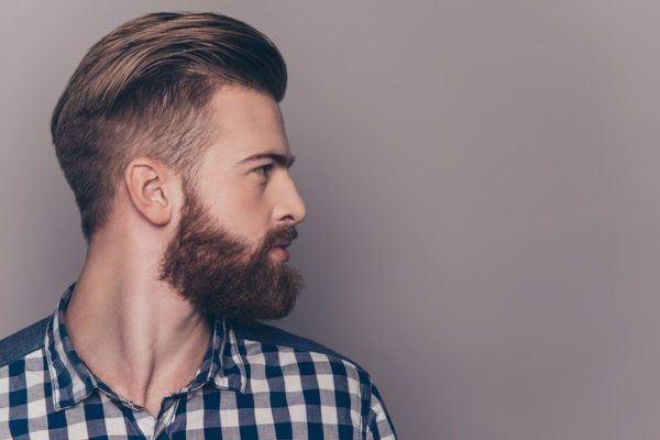 Estilo hipster hombre pelo corto