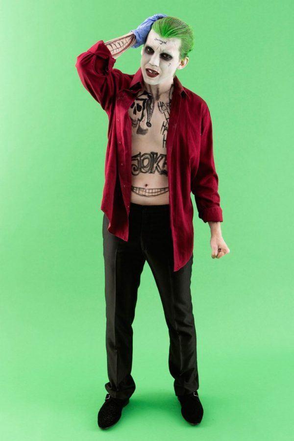 Disfraces originales de Halloween hombre 2020 Joker Leto