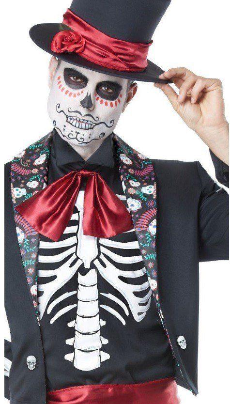 Disfraces originales de Halloween hombre 2020 Jack Esqueleton