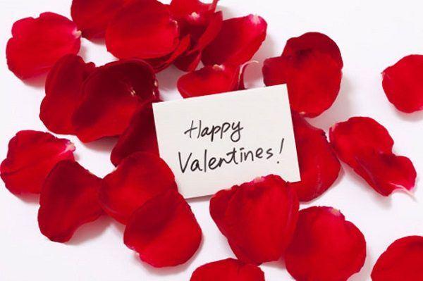 San Valentín felicitación