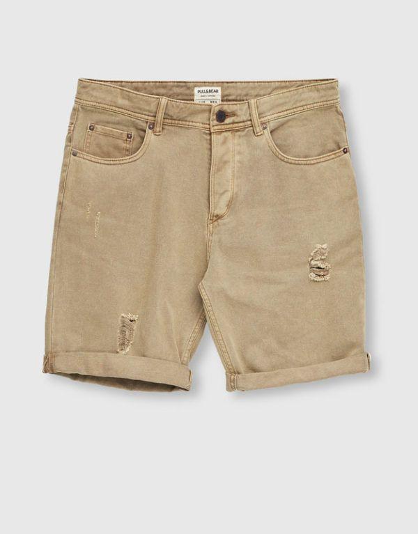 Los Pantalones Cortos Que Se Van A Llevar En Primavera Verano 2021 Zara Bershka Top Man Y Pull Bear Modaellos Com