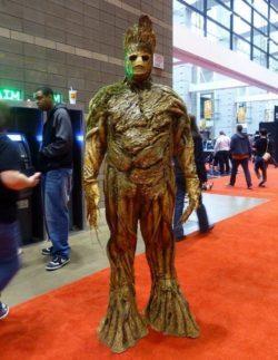 Disfraces Halloween Guardianes de la Galaxia Groot