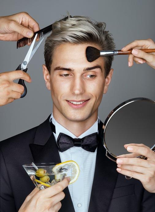 3 codigos maquillaje perfecto hombre consejos
