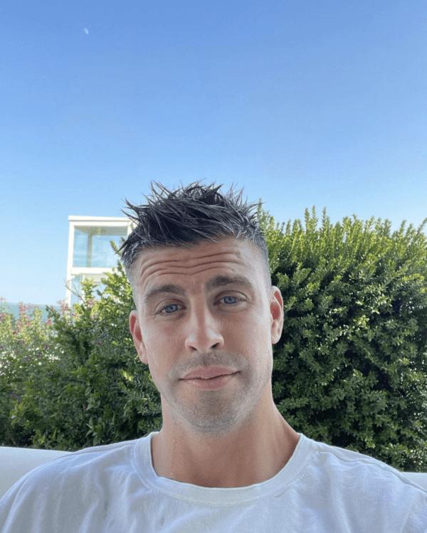 Los mejores cortes de pelo según la edad Gerard Piqué