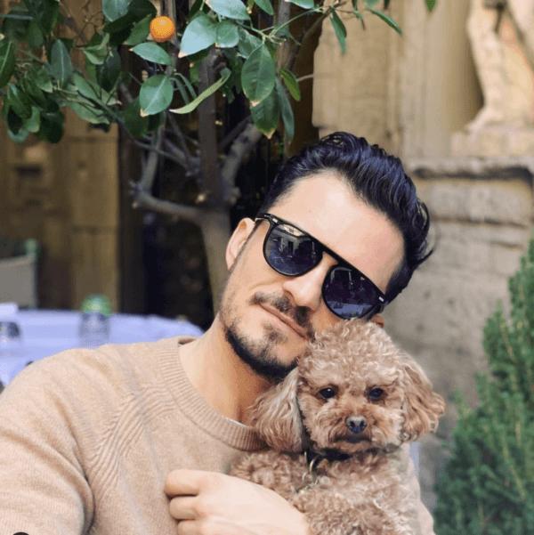 Los mejores cortes de pelo según la edad Orlando Bloom