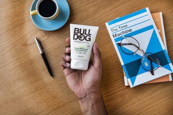 Las mejores cremas hidratantes para los hombres Bulldog