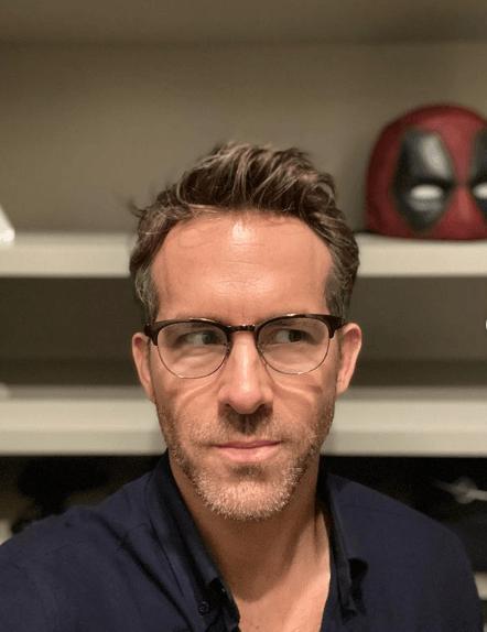 Fotos de cortes de pelo clásicos Ryan Reynolds look