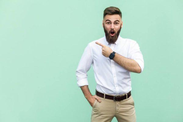 Hombre: Consejos para ropas de negocios
