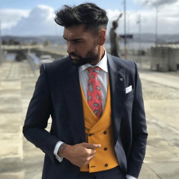 Los mejores cortes de cabello y peinados para una boda, comunión o bautizo 2021 undercut tupé largo