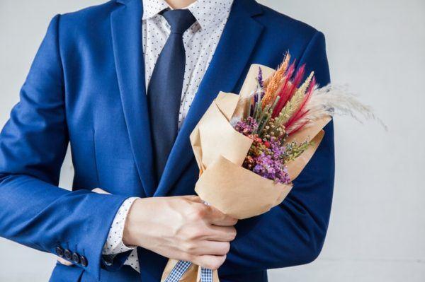 Las claves para elegir el color de tu traje azul