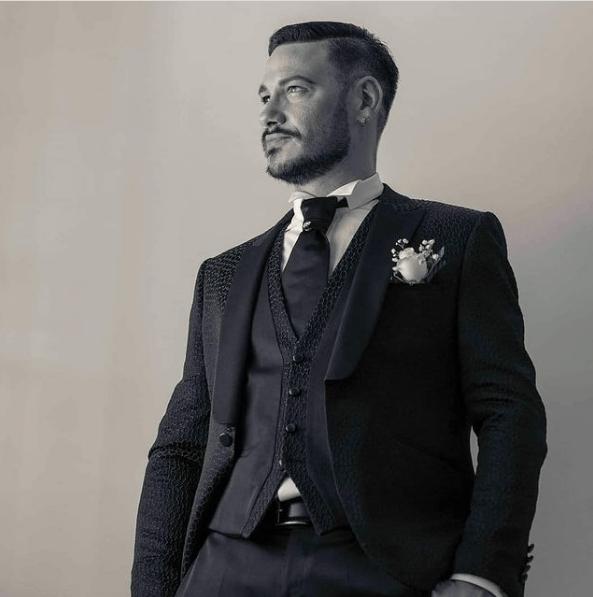 Cortes de pelo hombres para bodas 2021 undercut corto