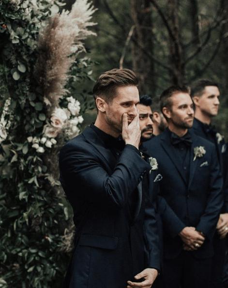 Cortes de pelo hombres para bodas 2021 Undercut tupé
