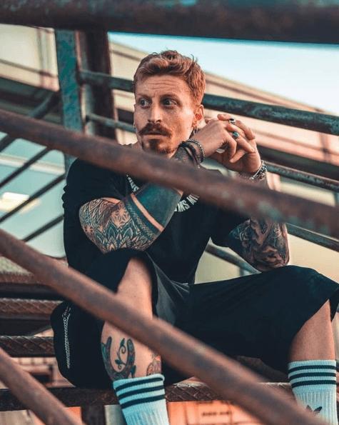 Hombres con estilo | Cortes de cabello y peinados para pelirrojos 2021 | Fotos corto hacia arriba
