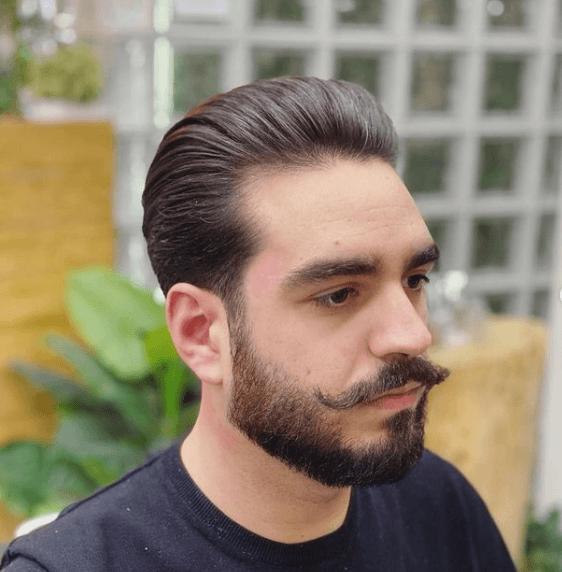 Cortes de pelo hombres, los tupés están de moda en 2021 hacia atrás