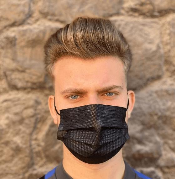 Cortes de pelo hombres, los tupés están de moda en 2021 amplio