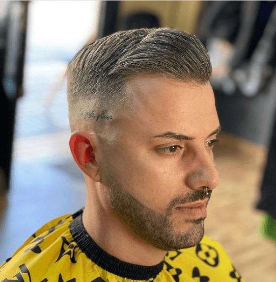 Cortes de pelo hombres, los tupés están de moda en 2021 corto