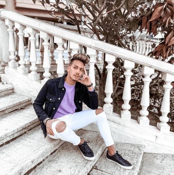Cortes de pelo hombres, los tupés están de moda en 2021 teñido