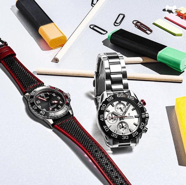 Catálogo relojes Festina colección 2020 2021 dos modelos