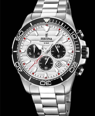 Catálogo relojes Festina colección 2020 2021 Prestige Acero