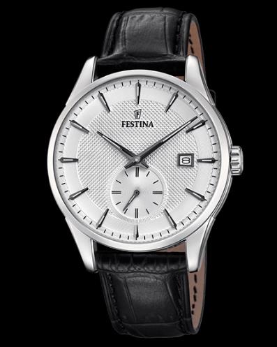 Catálogo relojes Festina colección 2020 2021 Retro clásico