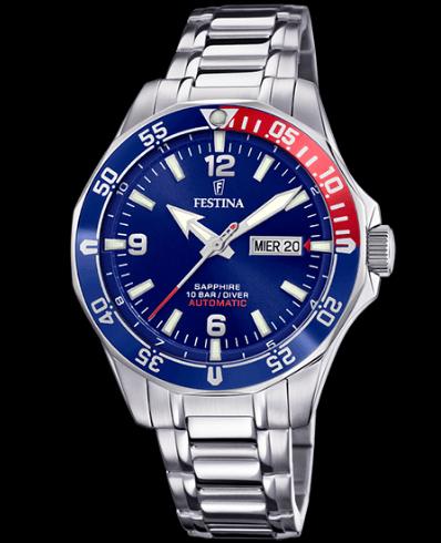 Catálogo relojes Festina colección 2020 2021 blaugrana