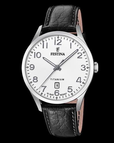 Catálogo relojes Festina colección 2020 2021 piel