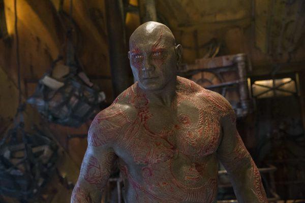 Disfraces Halloween Guardianes de la Galaxia Drax