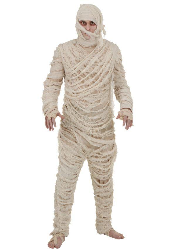 Disfraz momia Egipto Halloween 2020