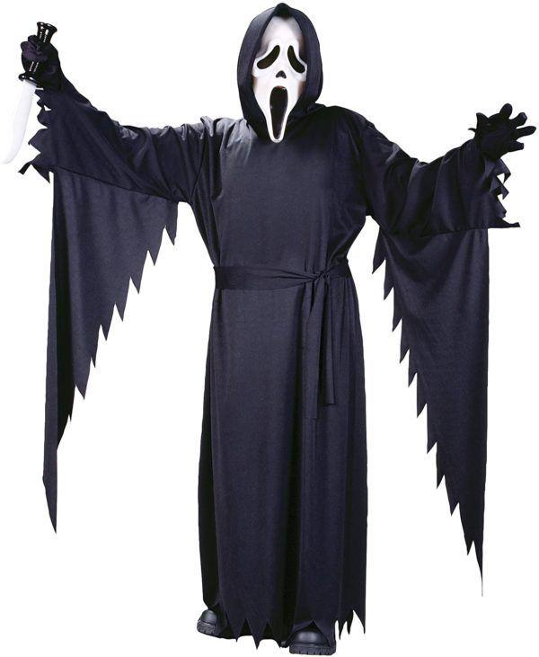 Difraz Scream película Halloween 2020