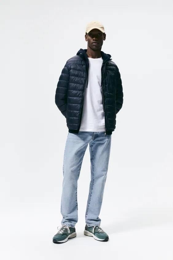 Moda otoño invierno 2021 2022 chaqueta acolchada