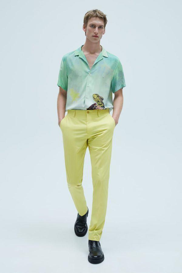 Como Combinar Bien Los Colores De La Ropa De Hombre En Primavera Verano 2021 Modaellos Com