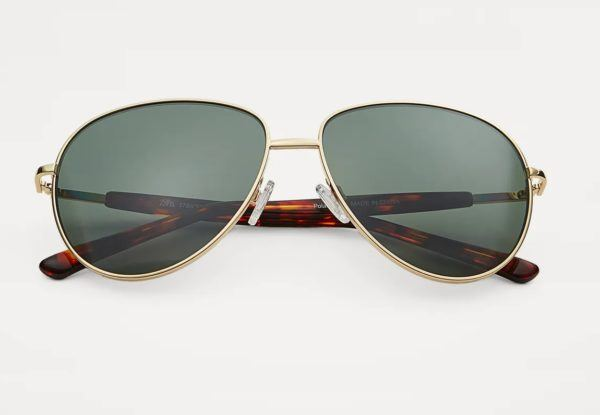 Tendencias gafas verano gafas diseño ovaladas de zara