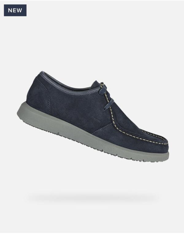 Catálogo Geox Otoño Invierno en calzado para hombre 2021 2022 Errico