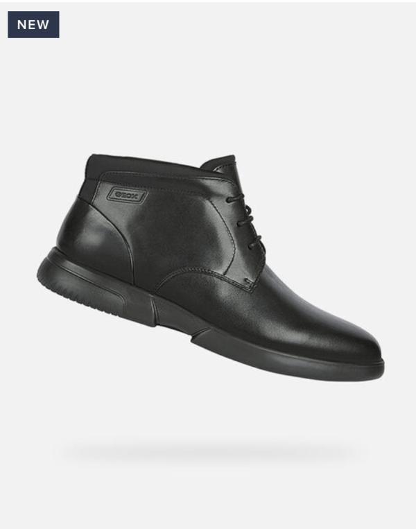 Catálogo Geox Otoño Invierno en calzado para hombre 2021 2022 SMoother