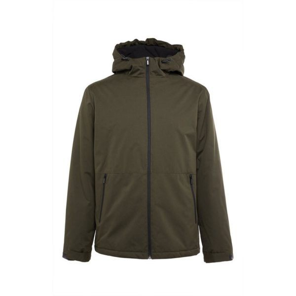 Abrigo verde oscuro Primark temporada otoño invierno 2020 2021