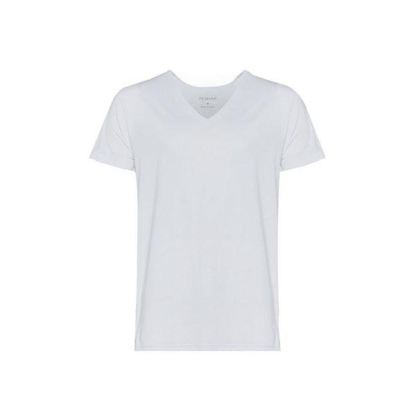 Camiseta blanca básica Primark temporada otoño invierno 2020 2021