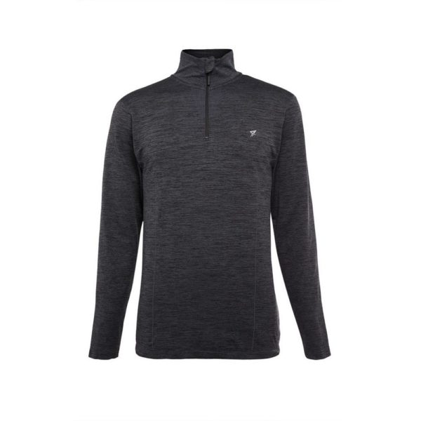 Camiseta chándal gris cremallera Primark temporada otoño invierno 2020 2021