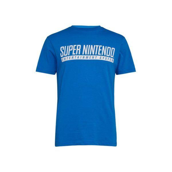 Camiseta Super Nintendo Primark temporada otoño invierno 2020 2021
